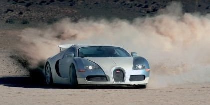 Bugatti Veyron Targa, un descapotable de superlujo