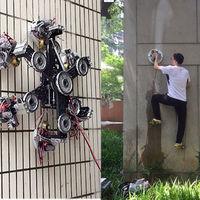 Estos investigadores plantean un futuro de robots (y humanos) Spider-Man con su nuevo sistema para copas de vacío