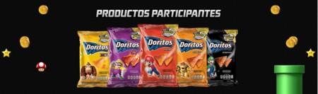 Doritos y Nintendo se unen en una promoción con interesantes premios