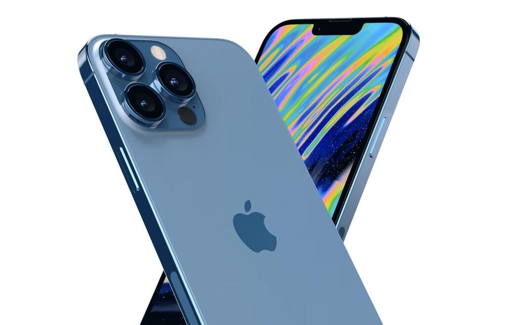 Unos CAD del iPhone trece filtrados apuntan a un sistema de cámaras mas grande y grueso