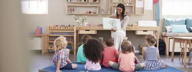 La educación infantil de 0 a 6 años no es obligatoria, tiene carácter voluntario