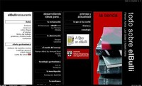 Análisis de las páginas web de las estrellas Michelin