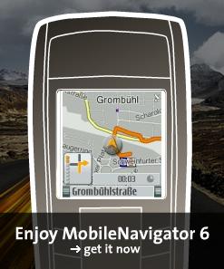 Descárgate gratis el Mobile Navigator 6 Java Edition
