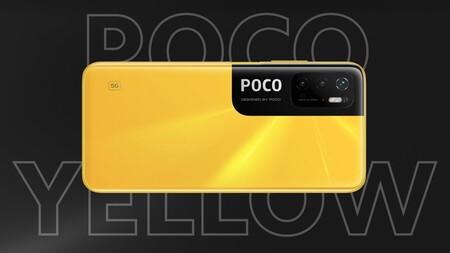 Poco M3 Pro 5g Oficial Colores Amarillo
