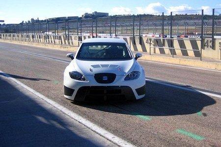 El nuevo motor 1-6 Turbo de SEAT Sport ya rueda en pista
