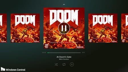 Ni rumores, ni filtraciones: Spotify llegará a Xbox One y este es su aspecto en pantalla y segundo plano
