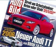 El nuevo Audi TT según AutoBild