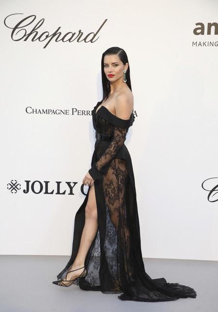 Adriana Lima amfar 2019