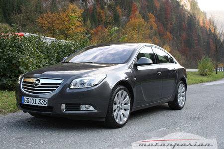 Opel Insignia: Coche del Año 2009