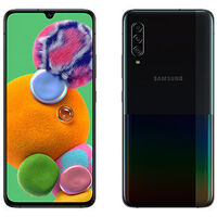 Los Samsung Galaxy A90 5G y Galaxy A50 comienzan a recibir One UI 2.5: mejoras en la seguridad, nuevos bitmojis y más
