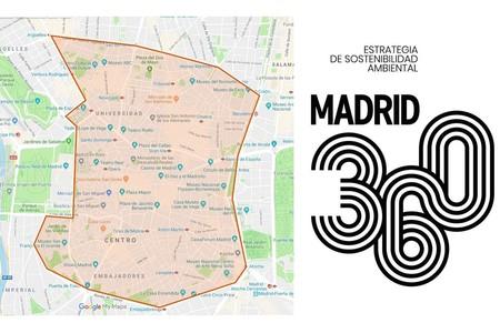 Madrid Centra Madrid 360 Versus