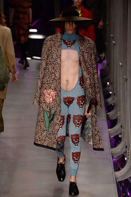 Pijamas U Overoles El Ultimo Desfile De Gucci Y Su Coleccion Para Pensar Antes De Usar