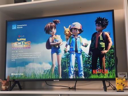 Netflix para Chromecast