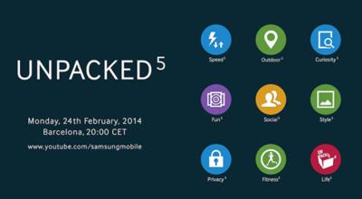Samsung nos confirma que veremos nueva interfaz en el Unpacked 5