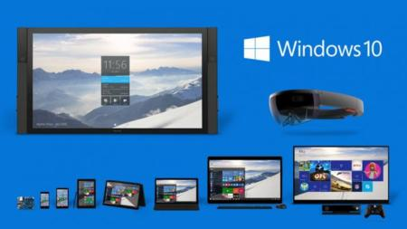 Convergencia Windows 10 Dispositivos