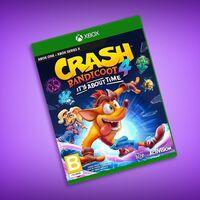 La versión de Xbox de 'Crash Bandicoot 4: I'ts About time' está en su precio más bajo a la fecha de Amazon México: 479 pesos