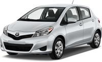 El Toyota Yaris se va a Norteamérica con sabor europeo