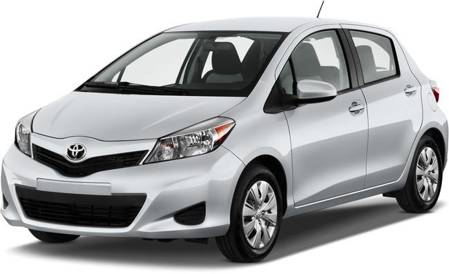 2013 Toyota Yaris (Norteamérica)