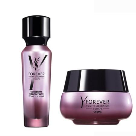 Probamos el sérum y la crema de día Yves Saint Laurent Forever Youth, ¡encantada de conocerte!