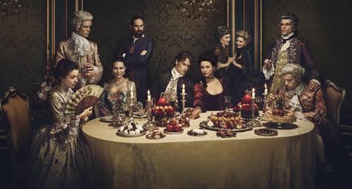 'Outlander' presenta interesantes cambios en su segunda temporada