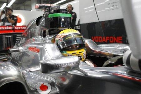 GP de Corea F1 2011: pole para Lewis Hamilton acabando con el monopolio de Vettel