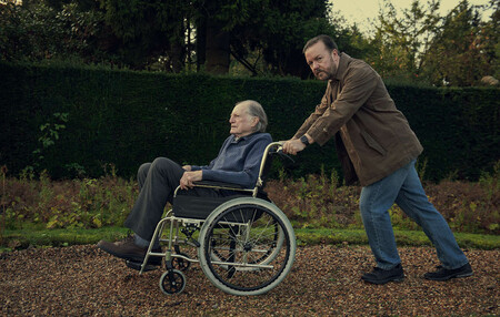 After Life 2 David Bradley Ricky Gervais Netflix