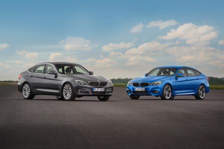 BMW Serie 3 Gran Turismo: después de vender 130.000 unidades recibe un lavado de cara y algo más
