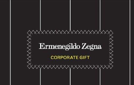 Zegna Corporate Gift, un regalo de empresa 'Su misura' y con estilo