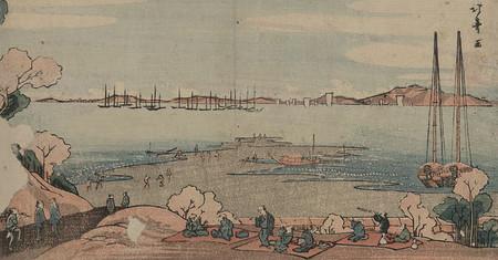 Ya puedes maravillarte con el precioso arte xilográfico japonés gracias a estas 2.500 imágenes libres