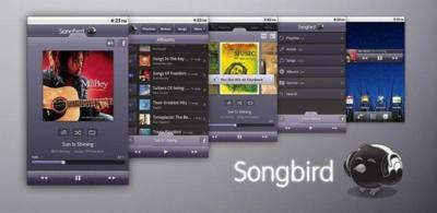 Songbird para Android se actualiza a la versión 1.1