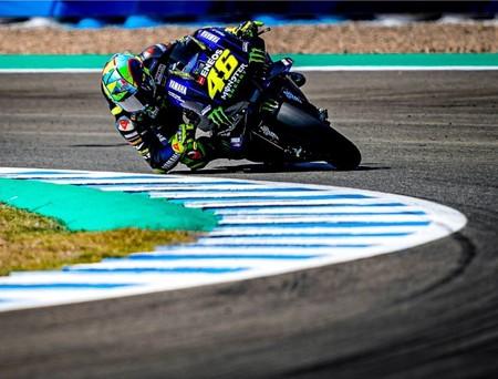 Rossi Jerez Motogp 2020 3