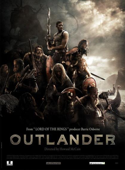 'Outlander', póster y trailer