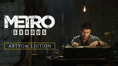 Metro Exodus anuncia su Artyom Custom Edition. Incluye un reloj Nixie artesanal y solo hay 10 en el mundo