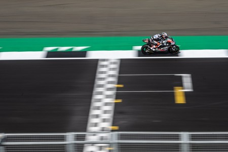 Schrotter Silverstone Moto2 2019