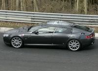Aston Martin Rapide, de pruebas por el 'Ring