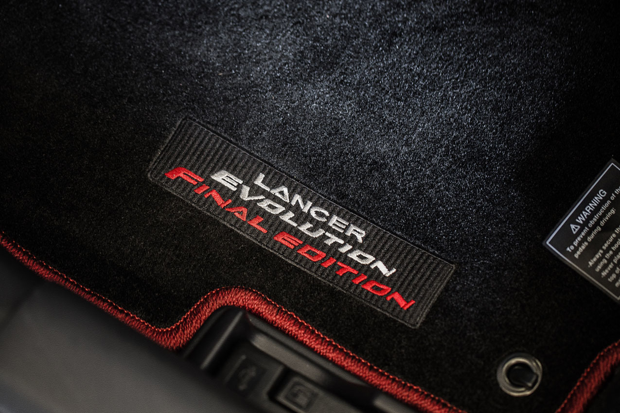 Foto de Mitsubishi Lancer Evolution X Final Concept (1/21)