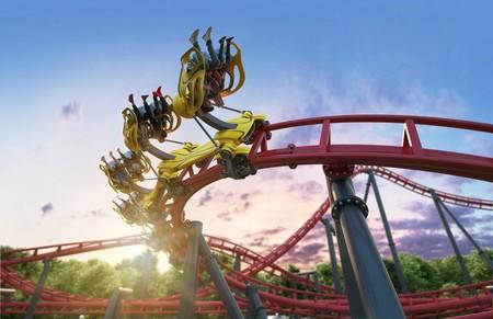 Axis Roller Coaster 4