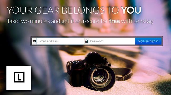 Lenstag, una herramienta online para ayudar contra los robos de material fotográfico