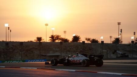 Fittipaldi Sakhir F1 2020