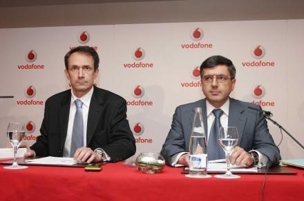 Vodafone anuncia sus resultados del año