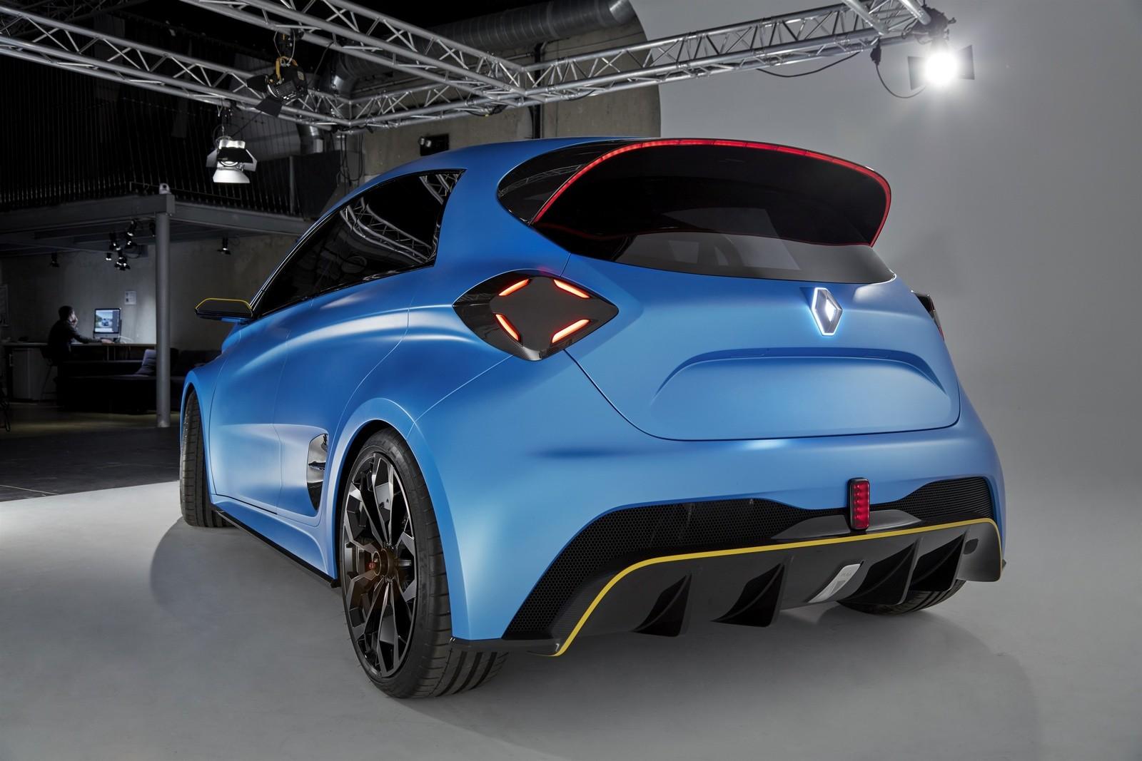 Foto de Renault ZOE e-Sport (1/14)