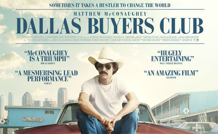 'Dallas Buyers Club', asombro interpretativo