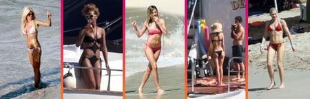 famosas bikini