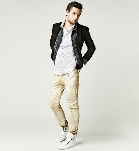 Zara Primavera-Verano 2010, lookbook del mes de Mayo