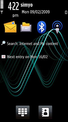 Nokia 5800 XpressMusic se actualiza y llega a Simyo