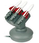 Lanzador de Misiles controlado por USB