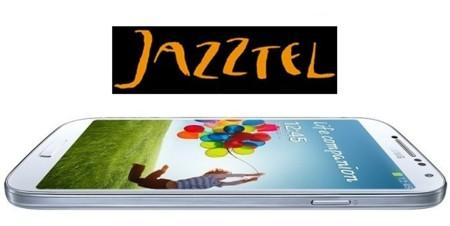 Precios Samsung Galaxy S4 con Jazztel