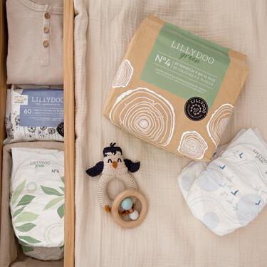 Lillydoo Green: el primer pañal ecológico de España con un embalaje de papel