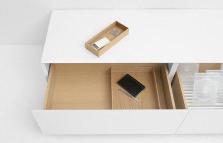 mueble almacenaje interior
