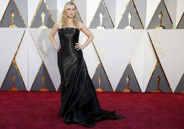 Las peor vestidas de los Premios Oscar 2016